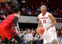 Alabama basketball team drops tight contest to Dayton Flyers 77-72 (via Crimson Magazine)