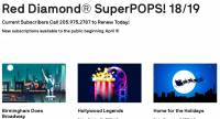 Alabama Symphony Orchestra Announces 2018-2019 SuperPOPS! Season!